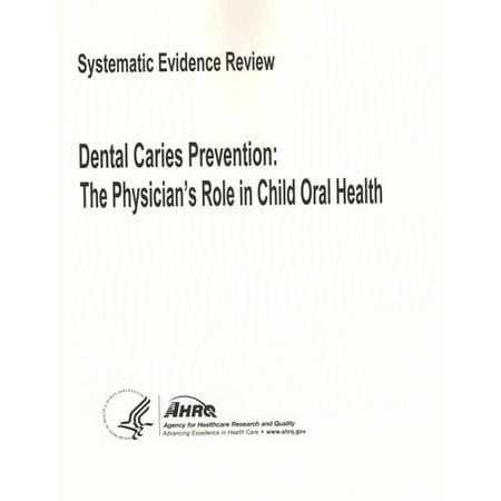 Caries dentaires Prévention: rôle dans la santé bucco-dentaire des enfants du médecin