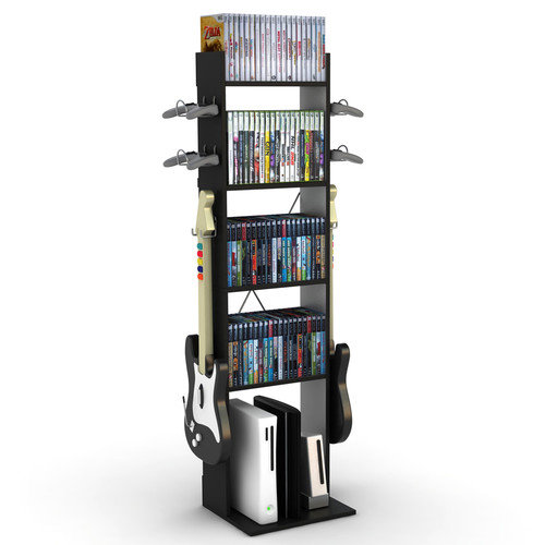 Atlantic Game Central Tall Storage Rack