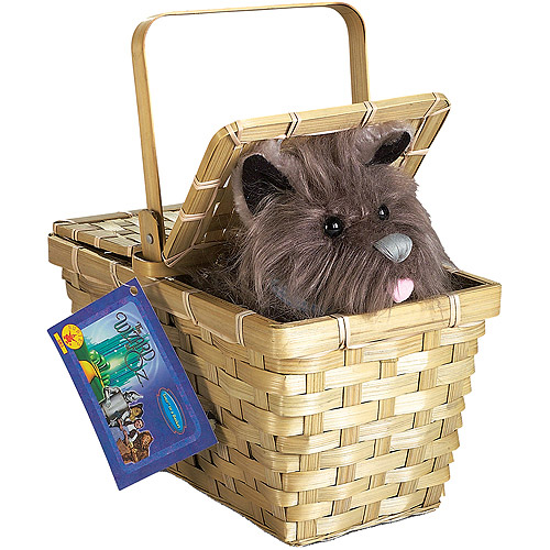 Deluxe Toto With Basket Halloween Accessory