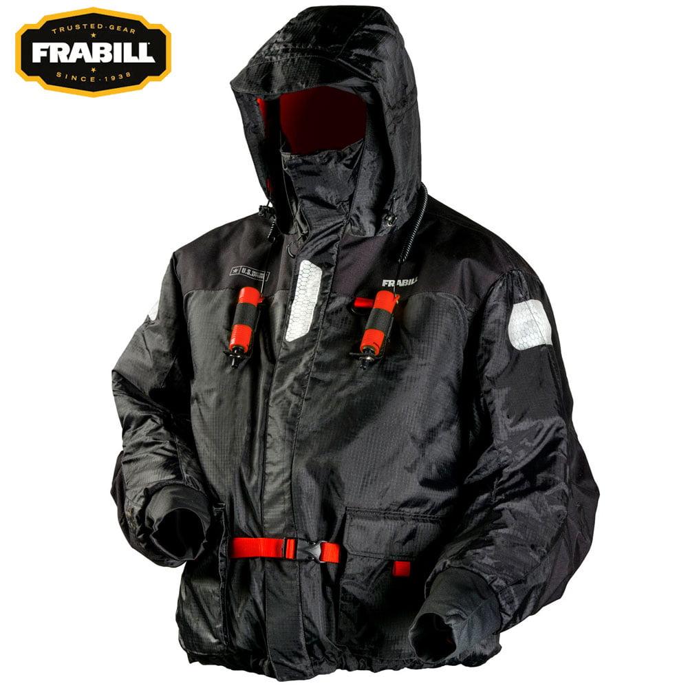 Frabill I-Float Jacket (S)- Black by