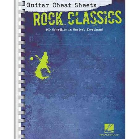Guitar Cheat Sheets: Rock Classics