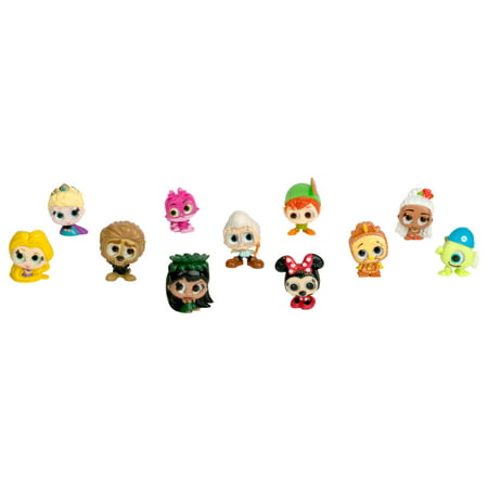 Disney Doorables Mini Collectible Disney Figures, Multi Peek ()