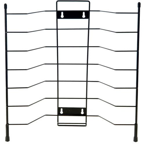 Organized Fishing Modular Utility Box Wire Rack, 6-Capacity by Organized Fishing
