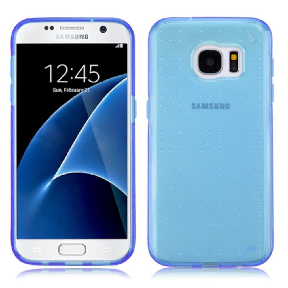 Insten TPU Case For Samsung Galaxy S7 - Gold