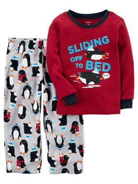 26ac81abc Red Boys Pajama Sets - Walmart.com