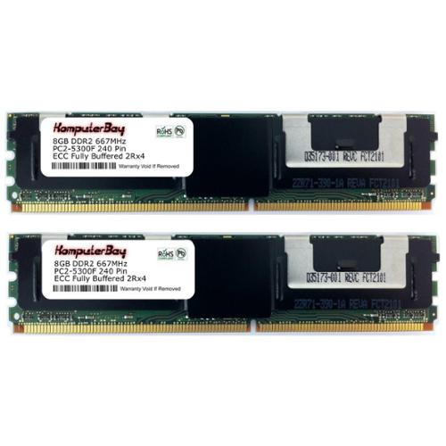 Komputerbay 16GB (2X8GB) DDR2 Certified Memory for DELL P...