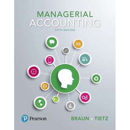 Managerial Accounting, Student Value Edition Plus Mylab Accounting with Pearson Etext -- Access Card Package (Plum Card)