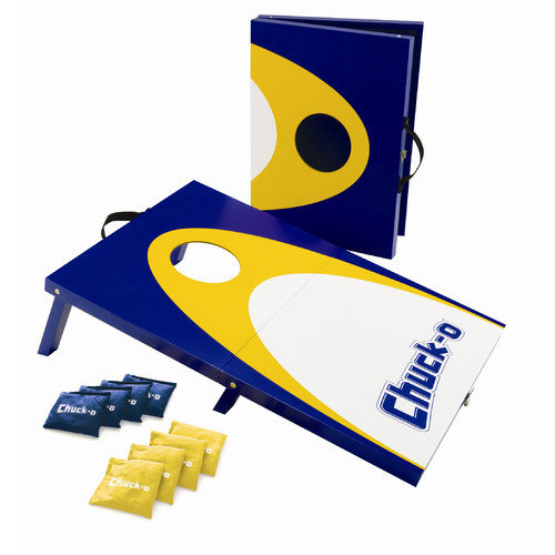 Fundex Games Chuck-O To Go Cornhole Game Set