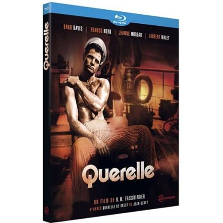 Querelle ( 1982 ) ( Querelle: A Film About Jean Genet's 'Querelle de Brest ) [ Blu-Ray, Reg.A/B/C Import - France - Film De Halloween 2017