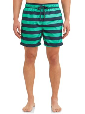 9b166f2b14 Product Image Kanu Surf Men's Troy Print Short Trunk Swimsuit