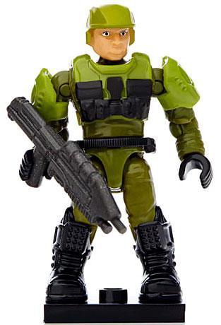 Mega Bloks Halo Bravo Series Mystery Pack Marine [No Packaging] by