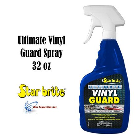 Ultimate Vinyl Guard w/ PTEF Adds UV Protection StarBrite 95932 Car Motor