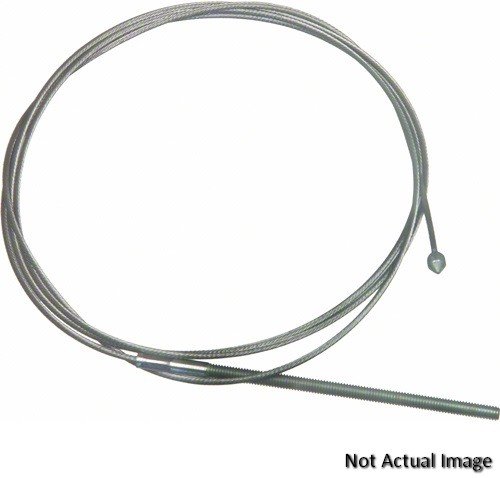 Wagner BC143424 Parking Brake Cable for 00-07 Ford Focus