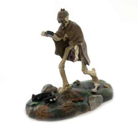 Halloween Sherlock (Department 56 Accessory SHERLOCK BONES Halloween Pipe Magnifier)