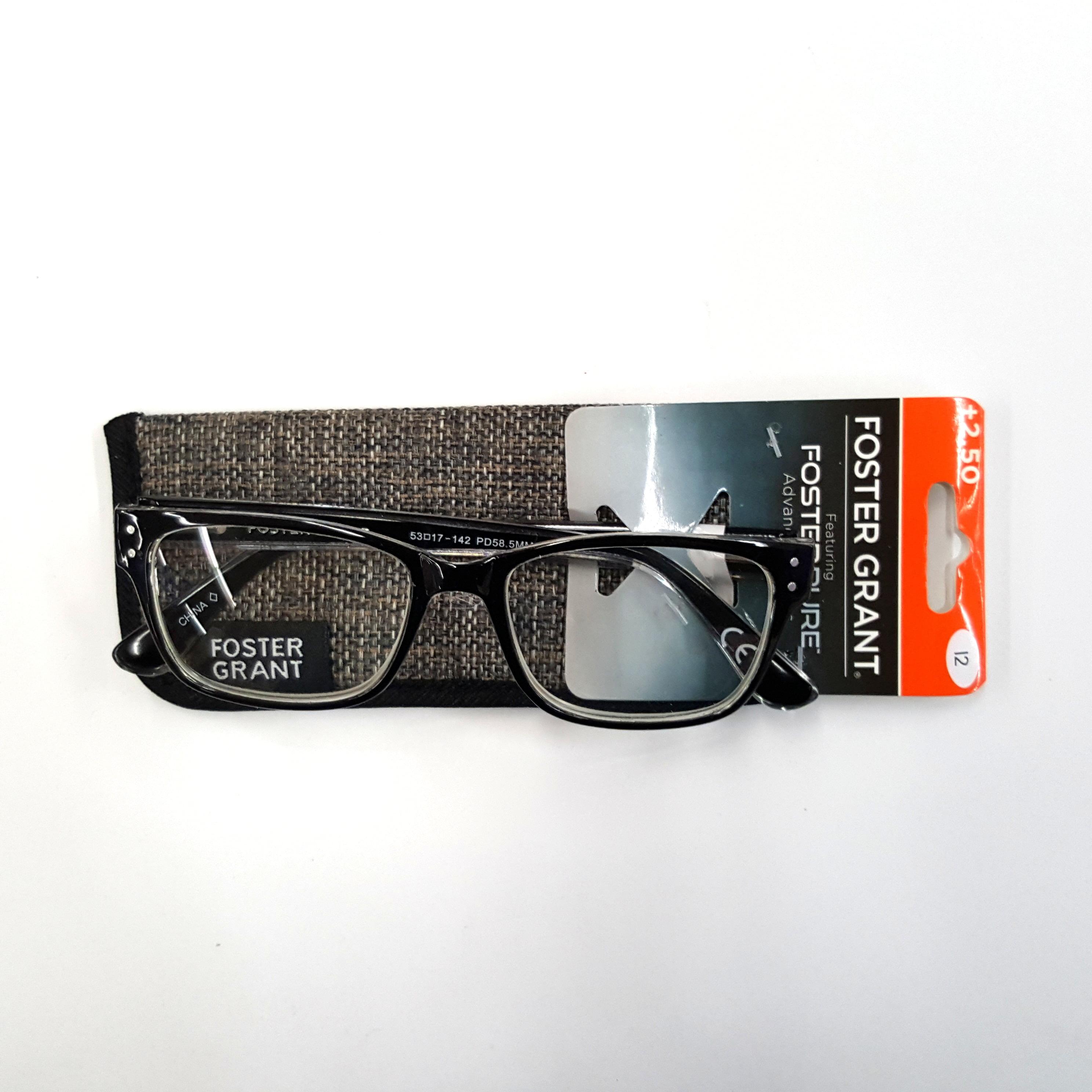 Fgx Reading Glass 250 Diopter Eyesential Eyebrush Set