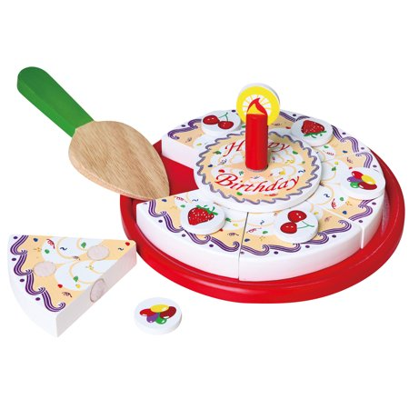 Birthday Party Cake - Pretend Children Play Kitchen Game Food - Halloween Party Games And Food Ideas