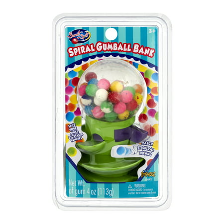Spiral Gumball Bank - Gumball Machine Ireland