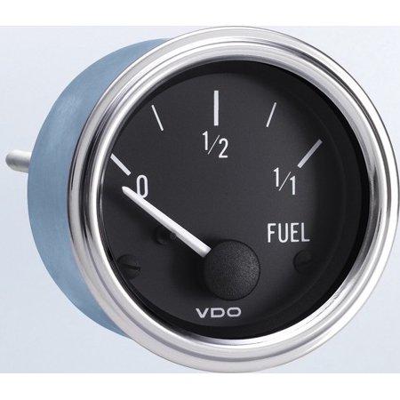 VDO 301-303 Fuel Level  - 0 - 1/1 - (0-90 Ohms Fuel) - Electronic - Series 1