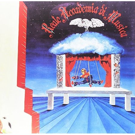 Reale Accademia Di Musica (Vinyl) (Musica Di Halloween Film)