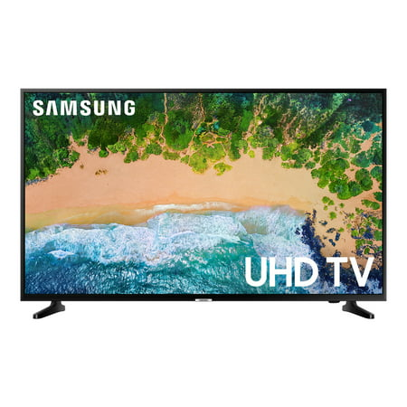 "Samsung 65"" Smart 4K UHD TV - Black (UN65NU6900)"