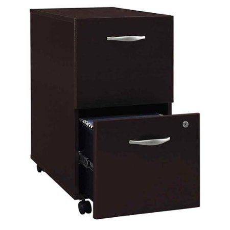 Two Drawer Filing Cabinet W Casters Series C