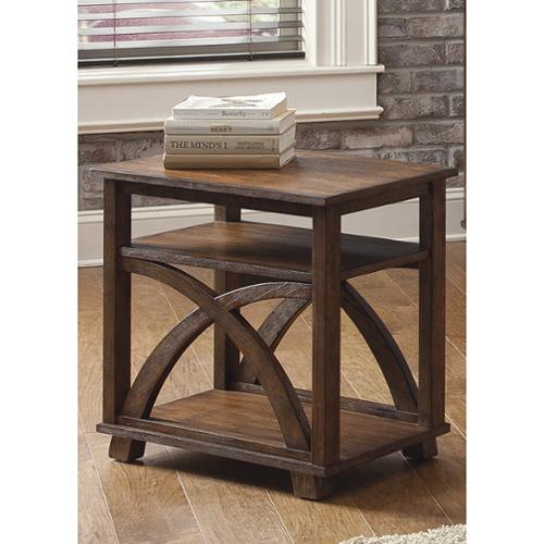 Liberty Oak Side Table
