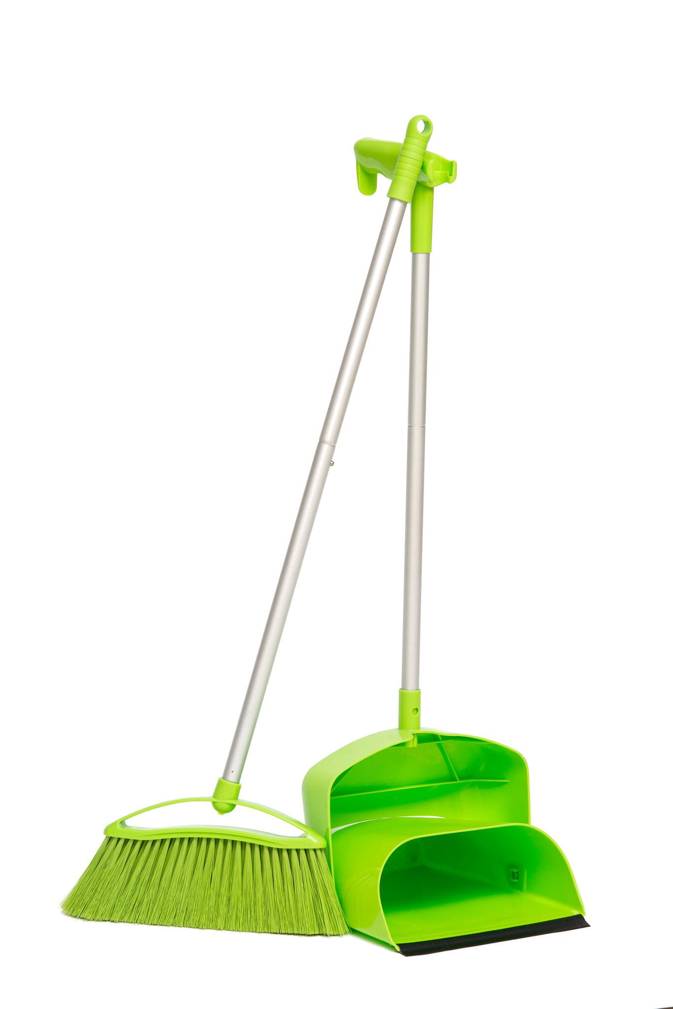 PortoTrash: The Foldable Dustpan and Broom Set by PortoTrash