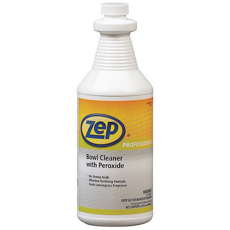 Zep Professional R00501 32 oz. Toilet Bowl Cleaner, (32 Ounce Little Green)