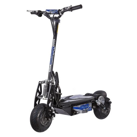 Stand Up Electric Scooter >> Uberscoot 1000w 36v Stand Up Electric Scooter With Seat