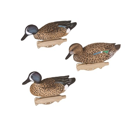 Flambeau Blue Wing Teal Decoys, 6pk (Defcon Game)
