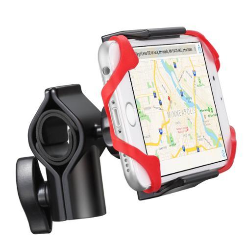 New Universal Adjustable Bicycle Bike Sturdy Handlebar Mount for iPhone 7/7 Plus / Motorola Moto G4/G4 Plus & More