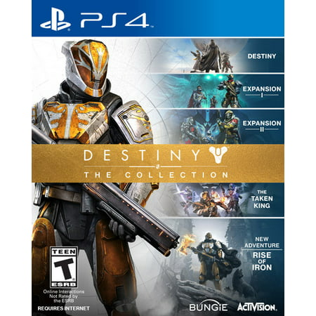 Destiny Collection  Activision  Playstation 4  047875879683