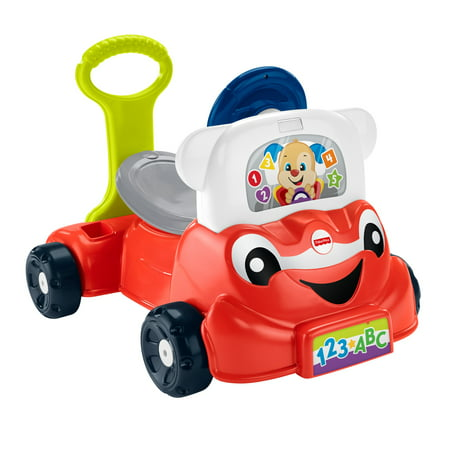 Fisher-Price Laugh & Learn 3-in-1 Interactive Smart - 1 Year Old Learning Toys