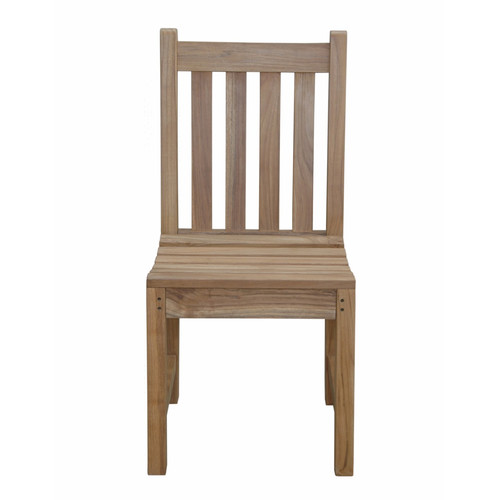 Anderson Teak Braxton Outdoor Dining Chair by Anderson