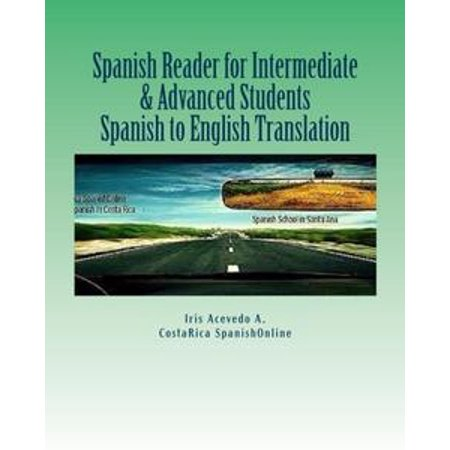Spanish Reader Intermediate & Advanced - eBook