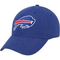 Men's Royal Buffalo Bills Basic Adjustable Hat - OSFA