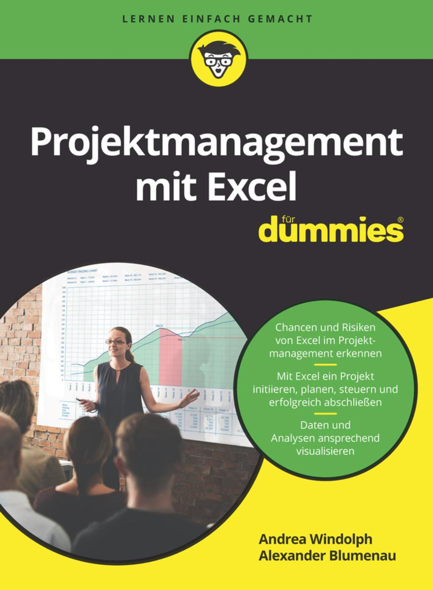 Projektmanagement Mit Excel Ebook