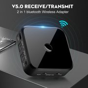 BW-BR4 bluetooth V5.0 HD Audio Receiver Transmitter Music TV Adapter - Best Reviews Guide