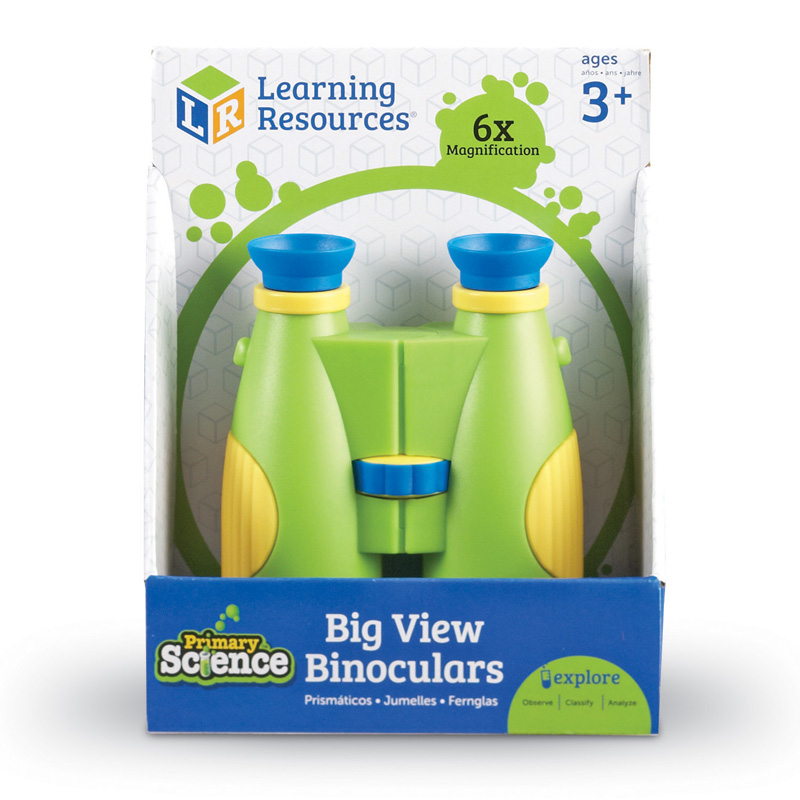 Learning Resources Primary Science Binoculars by LEARNING RESOURCES