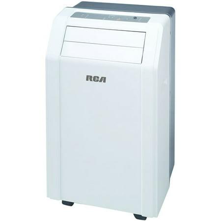 RCA RACP1206 12,000-BTU Portable Air Conditioner, White