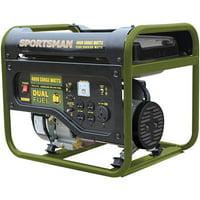 Sportsman 4000W Dual-Fuel Generator