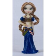 Captain Molly Morgan Strangeling Figurine 8207