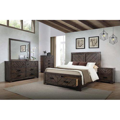 Gracie Oaks Esparza 6 Drawer Double Dresser