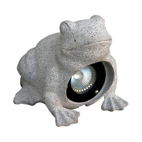 Dabmar Lighting 1 Light Frog Garden Accent Light