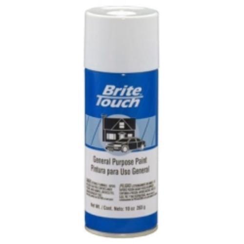 Krylon BT40 Brite Touch Automotive & General Purpose Paint Gloss White 10 Oz. Aerosol