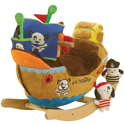 Charm Company Pirate Ship Rocker by Charm Company