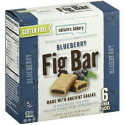 Nature's Bakery Blueberry Fig Bar, 12 oz, (Pack of 12)