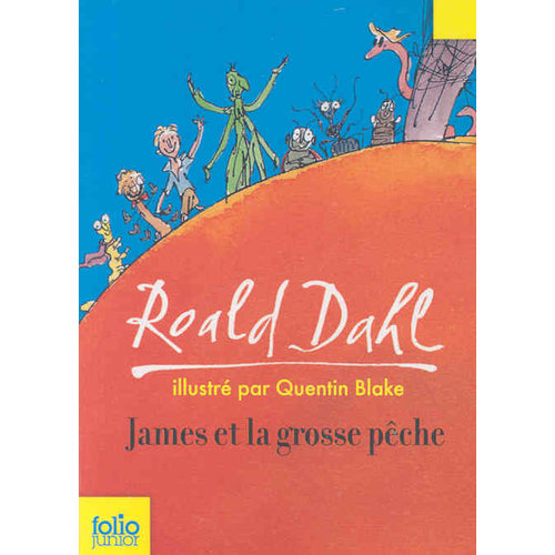 James El La Grosse Peche / James and the Giant Peach
