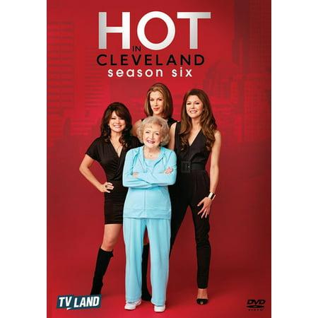 Hot In Cleveland  Season Six