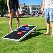 Gosports Foldable Boards Pro Regulation Size 4 X2 Bean Bag Toss Set